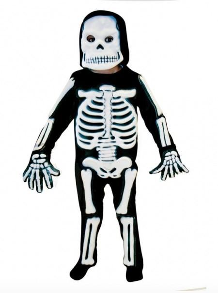 06b2dc9944e9 dětský kostým kostlivec